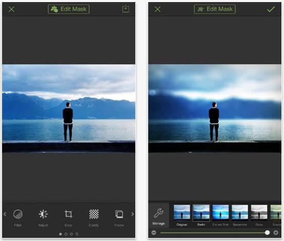 Phần mềm TADAA – HD Pro Camera