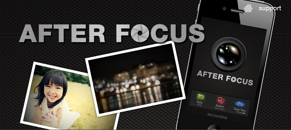 2. AfterFocus