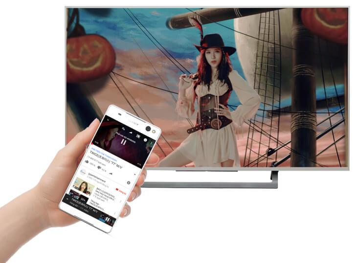 Cách kết nối điện thoại với tivi (4)