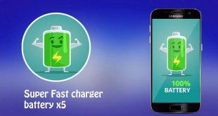 Ứng dụng sạc 5x dành cho Android