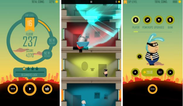 Game trên điện thoại Android Daddy was a thief