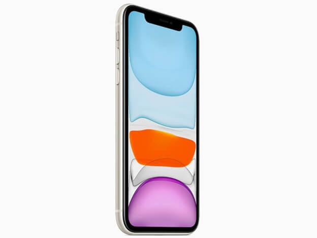 Chất lượng hiển thị trên cả iPhone 11 và iPhone Xr tương đương nhau