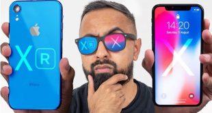 So sánh 2 phiên bản iPhone X và Xr cạnh tranh sát sao