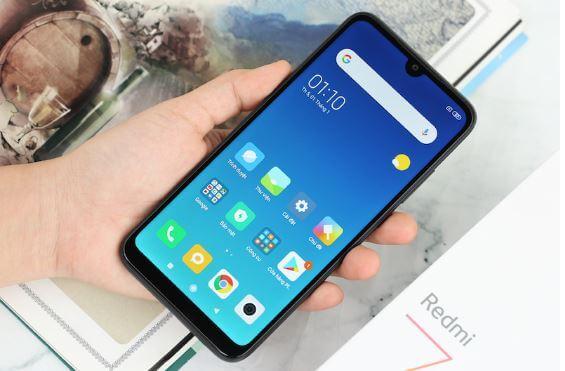Xiaomi Redmi 7 trang bị chip xử lý Snapdragon 632