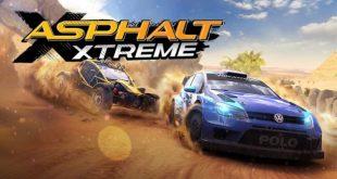 Game Asphalt Xtreme: Rally Racing trên iOS