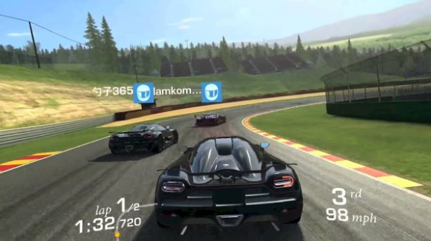 Game đua xe đầy kịch tính Need for Speed Most Wanted