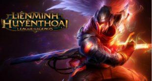 Đấu trường game trực tuyến Liên Minh Huyền Thoại (League of Legends)