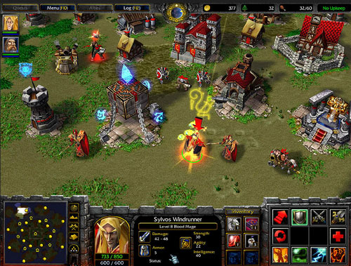 Game Offline Warcraft 3