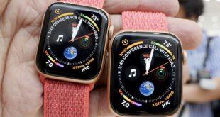 Apple Watch Series 4 có màn hình lớn hơn và mỏng hơn