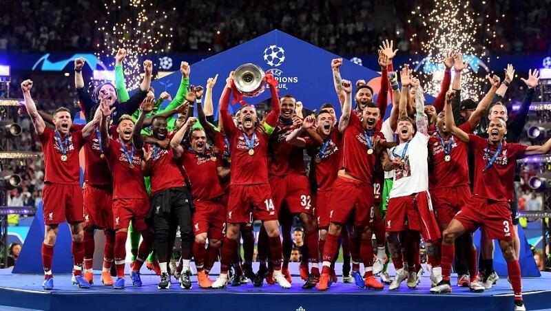 Liverpool vô địch cúp C1