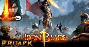 Game nhập vai và chiến đấu Iron Blade
