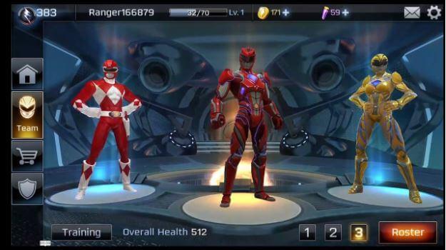 Game Super Legends với thiết kế đồ họa đẹp mắt