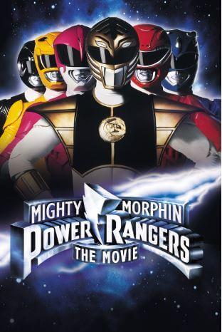 Game siêu anh hùng Mighty Morphin Power Rangers: The Movie