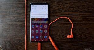Điện thoại đang kết nối với một thiết bị ngoại vi khác nên không nghe được loa ngoài