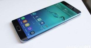 Điện thoại Samsung Galaxy S6 Edge màn hình cong