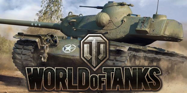 Game World of Tanks Online