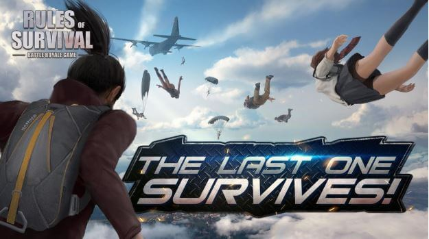 Game Rules of Survival