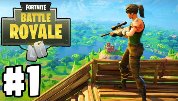 Game Fortnite Battle Royale