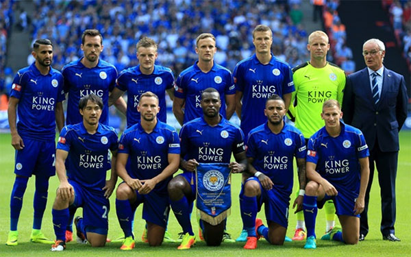 Leicester City – The Foxes (Bầy cáo)