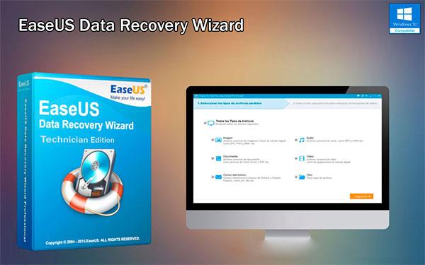 Dễ dàng khôi phục tài liệu đã mất với EaseUS Data Recovery Wizard