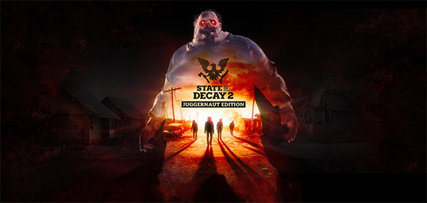 Game State of Decay series
