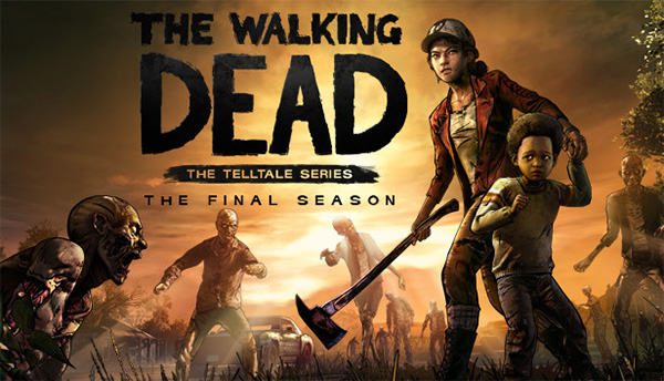 Game The Walking Dead series