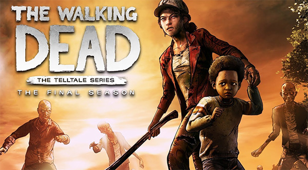 Game Telltale Games: The Walking Dead