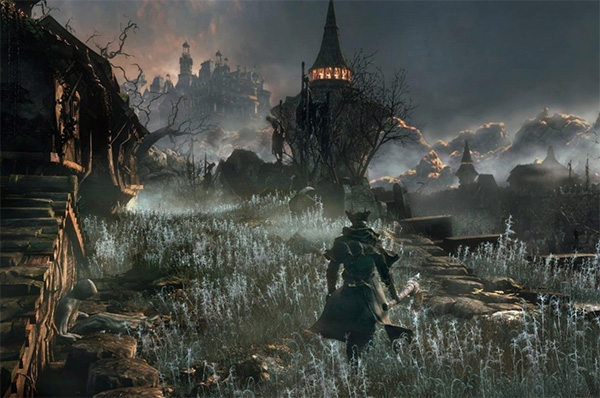 Game Bloodborne