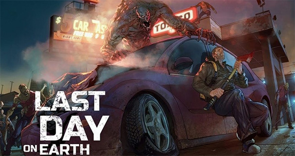 Game sinh tồn Last Day On Earth